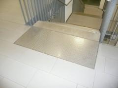 Auffindbarkeit von Treppen